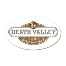 Death Valley National Park Wall Decal