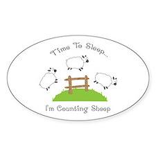 Time To Sleep Decal