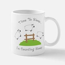 Time To Sleep Mugs