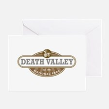 Death Valley National Park Greeting Cards