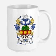 Stronach Coat of Arms Mugs