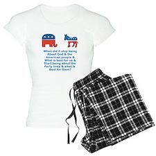 Party Lines Pajamas