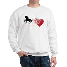A Paso Fino Has Stolen My Heart Sweatshirt