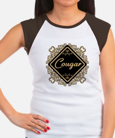 Cougar Women's Cap Sleeve T-Shirt