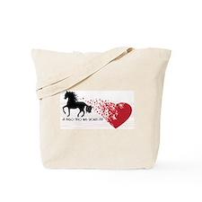 A Paso Fino Has Stolen My Heart Tote Bag