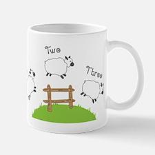 One Two Three Mugs