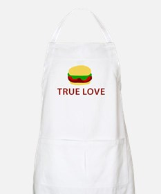 True Love BBQ Apron
