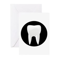 Tooth Greeting Cards (Pk of 20)