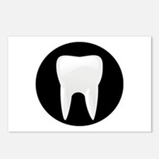 Tooth Postcards (Package of 8)