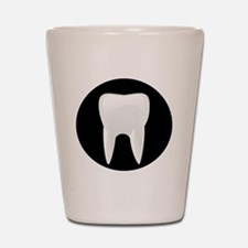 Tooth Shot Glass