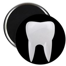 "Tooth 2.25"" Magnet (100 pack)"