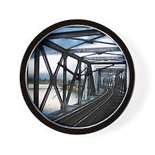 Bridge Perspective Wall Clock