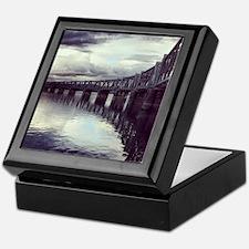Bridge Reflection Keepsake Box