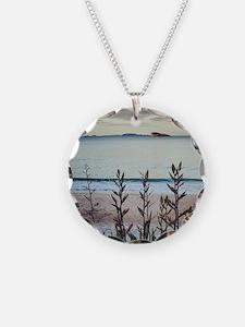 Beach Sunset Necklace