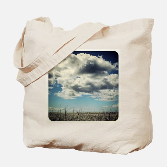 Cloud Watching Tote Bag