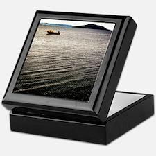 Windy Lake Keepsake Box