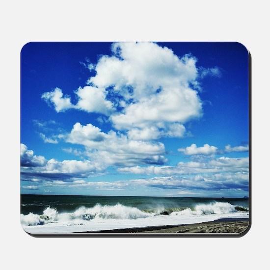 Summer Surf Mousepad