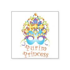 Purim Princess Sticker