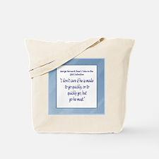 Split Infinitives Tote Bag
