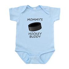 Mommys Hockey Buddy Body Suit