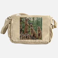 Meerkat010 Messenger Bag