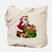 Santa Claus! Tote Bag