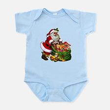 Santa Claus! Infant Bodysuit