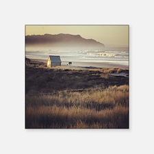 "Beautiful New Zealand – Wai Square Sticker 3"" x 3"""