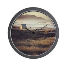 Beautiful New Zealand – Waihi Mist Wall Clock