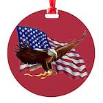 American Patriotism Ornament