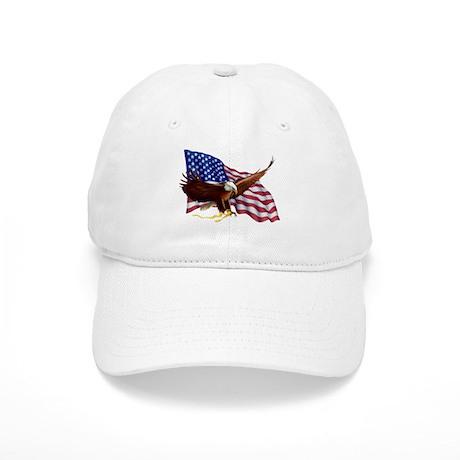 American Patriotism Baseball Cap