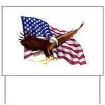 American Patriotism Yard Sign