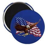 American Patriotism Magnets