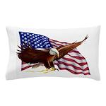 American Patriotism Pillow Case