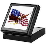 American Patriotism Keepsake Box