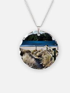 Beautiful New Zealand – Bay  Necklace