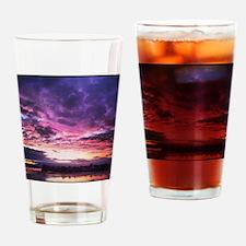 Beautiful New Zealand – Sunset Colo Drinking Glass