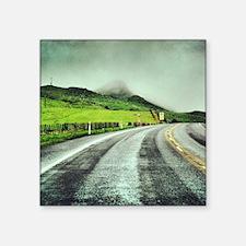 "Beautiful New Zealand – Mis Square Sticker 3"" x 3"""