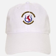 Kagnew Station - East Africa with Text Baseball Baseball Cap
