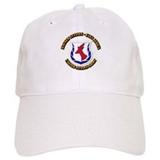 Kagnew Station - East Africa with Text Baseball Cap