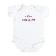 """Pink Daisy - """"Kaylynn"""" Infant Bodysuit"""