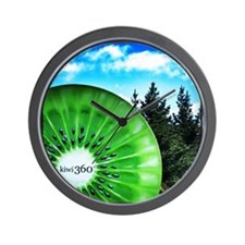 Beautiful New Zealand – The Big Kiwi -  Wall Clock