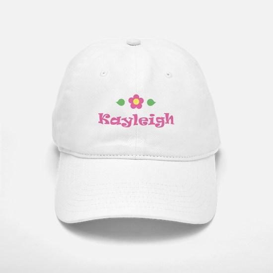"Pink Daisy - ""Kayleigh"" Baseball Baseball Cap"