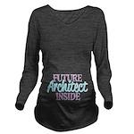 Future Architect Inside Long Sleeve Maternity T-Sh