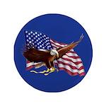 American Flag and Eagle - Patriotism 3.5