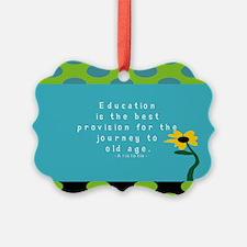 Teacher Tote 1 Ornament