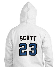 Unique Nathan scott 23 tree hill basket ball Hoodie
