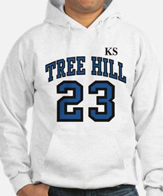 Cute Nathan scott 23 tree hill basket ball Hoodie