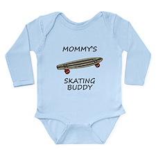 Mommys Skating Buddy Body Suit