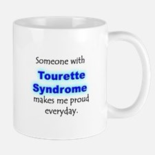 """Tourette Syndrome Pride"" Mug"